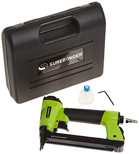 Product Image of the Surebonder 9600B Pneumatic Heavy Duty Standard T50 Type Stapler (Air compressor needed-not included)