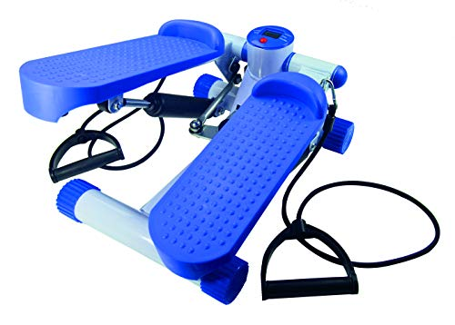 JOCCA - Maquina de Step lateral con barras de sujeción