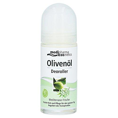 Oliven�l Deoroller Mediterrane Frische, 50 ml