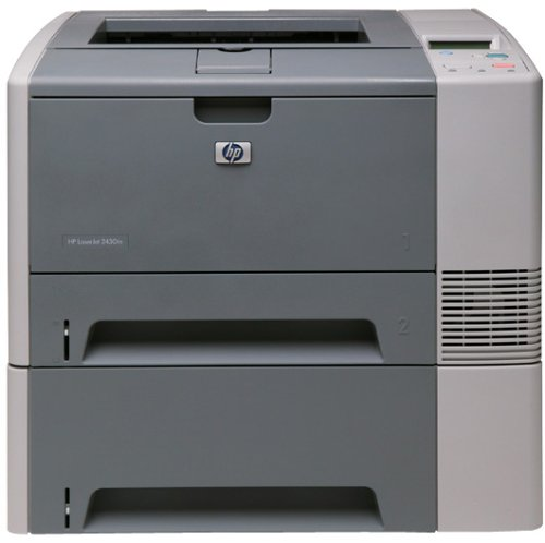 HP Laserjet 2430TN Network Printer with Extra 500-Sheet Tray (Q5961A#ABA)