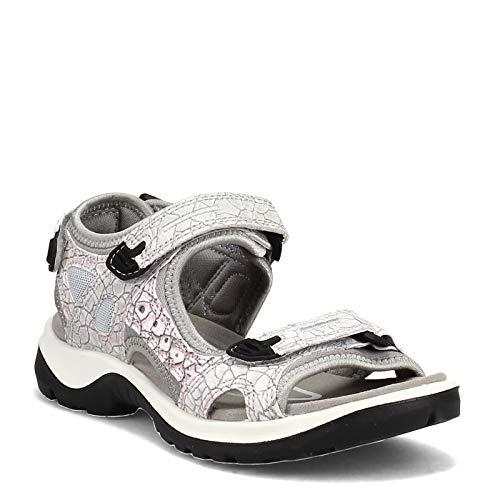 ECCO Damen Yucatan Sandals,Weiá (weiß), 42 EU