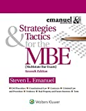 Image of Strategies & Tactics for the MBE (Bar Review)