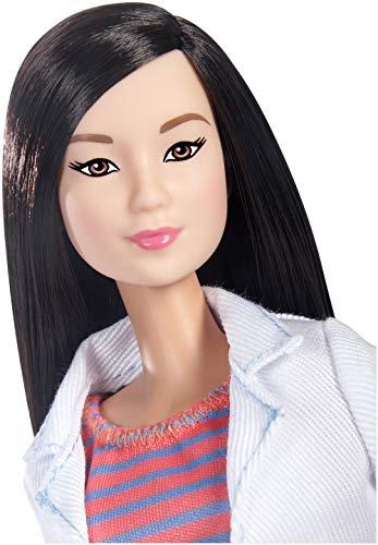 Poupée Barbie Vétérinaire Carrière Pet - 2