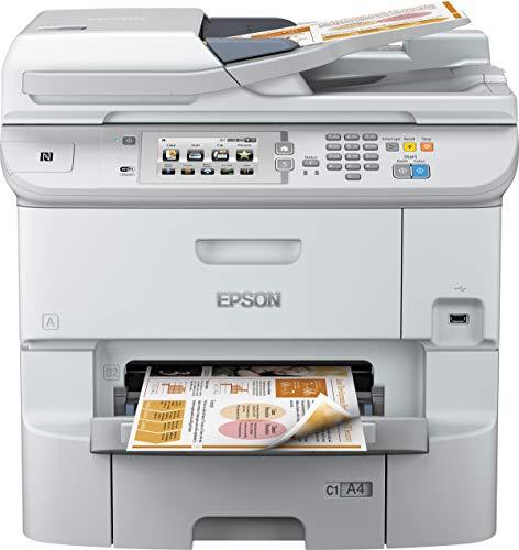 Epson WorkForce Pro WF-6590DWF (C11CD49301) - Impresora multifunción