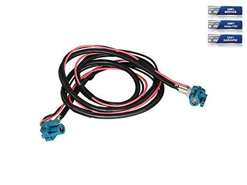 Verlängerung geeignet für BMW HSD LVDS 4-Pin + 2-Pin