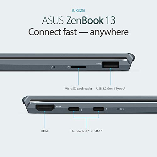 Comparison of ASUS ZenBook UX325JA (UX325JA-EG078T) vs Acer Swift 3 (NX.HSEAA.002)