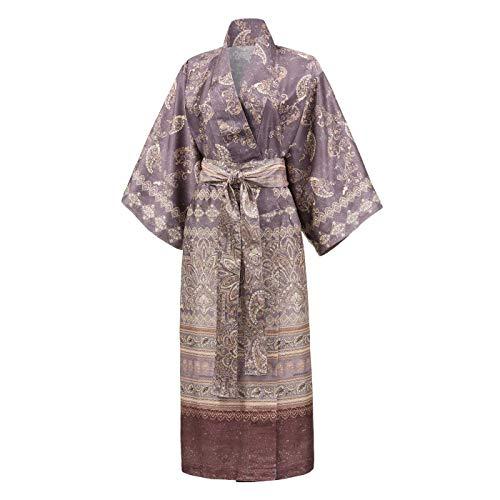 Bassetti Kimono, Grau, S-M