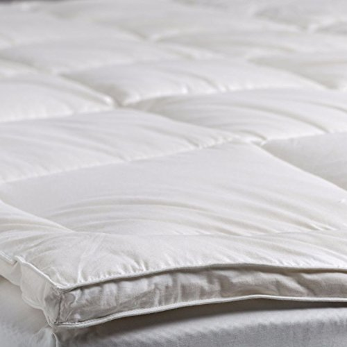 SOAK AND SLEEP Luxury New Zealand Wool Mattress Topper - Double