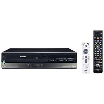 TOSHIBA VARDIA デジタルハイビジョンチューナー内蔵VTR一体型 HDD&DVDレコーダー 300GB RD-W300