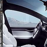 "MotoShield Pro Premium Professional 2mil Ceramic Window Tint Film for Auto | Reduce Infrared Heat & Block UV by 99% - 70% VLT (20"" in x 10' ft Roll)"