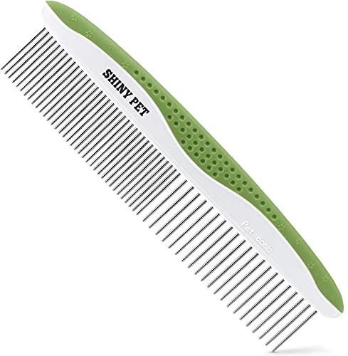 Shiny Pet Dog Comb