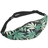 Nuevo colorido bolsa de cintura para los hombres fanny packs estilo cinturón bolsa de las mujeres paquete de cintura de viaje bolsas de teléfono móvil - yab926
