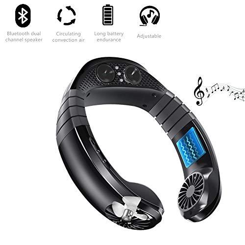 mächtig GHmarine Fan Klimaanlage USB Aufladen Tragbare Sportkopfhörer Bluetooth Freisprechen…