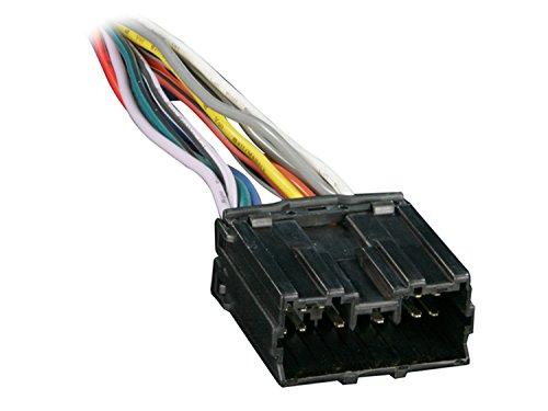 Metra 70-7001 Radio Wiring Harness for Mitsubishi 1992-Up,Black