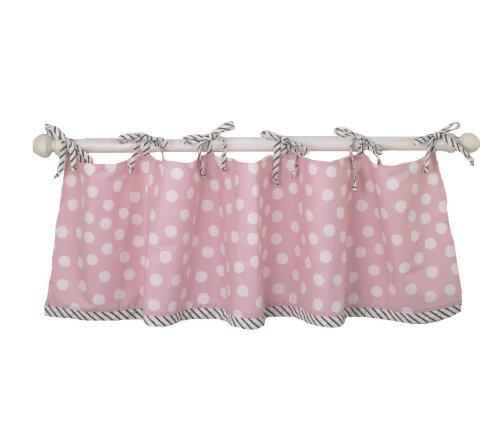 Cotton Tale Designs Valance, Poppy