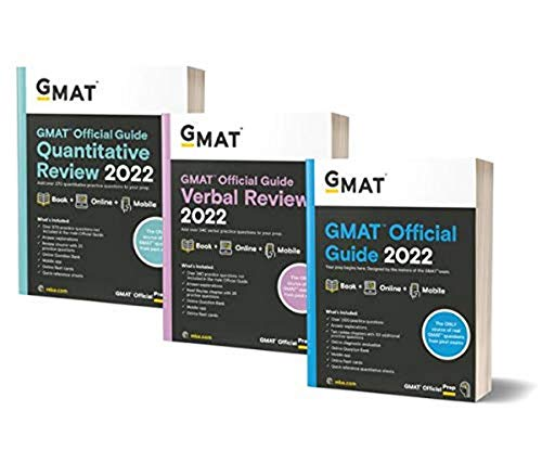 Real Estate Investing Books! - GMAT Official Guide 2022 Bundle: Books + Online Question Bank
