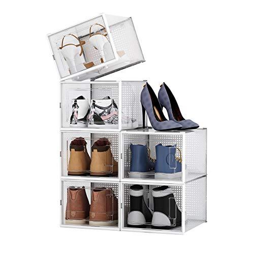 caja zapatos transparente fabricante Maquillali