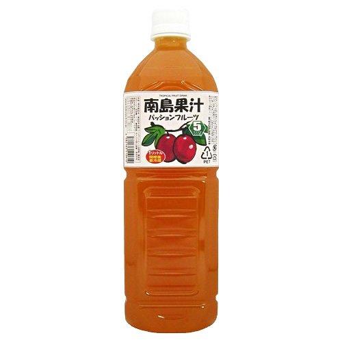 北琉興産 南島果汁 パッションフルーツ 1L
