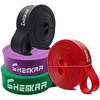 4-Piece Shemkar Resistance Band Set