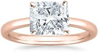 1.02 carat cushion cut diamond