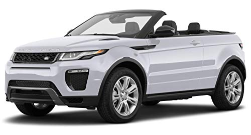 2017 Land Rover Range Rover Evoque HSE Dynamic, Convertible, Yulong White Metallic