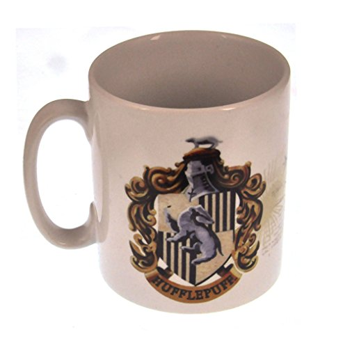 Harry Potter MG22489 - Cuenco de Cereales, Color Blanco