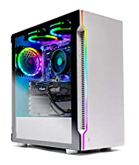 ✔ AMD Ryzen 5 2600X 6-Core 3.6 GHz (4.2 GHz Turbo) CPU Processor | 500GB SSD – Up to 30x faster than traditional HDD | B450M/AC Motherboard ✔ GeForce GTX 1660 6GB GDDR5 Graphics Card | 16GB DDR4 3000MHz Gaming Memory with Heat Spreaders | Windows 10 ...