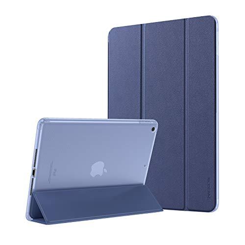 SmartDevil Hülle für iPad Mini 5 2019 7.9IN mit Auto Schlaf/Wach & Ständer Funktion, Dünne Smart Cover für iPad Mini 5. Generation, Leichte Kratzfeste Schutzhülle für iPad Mini 5, Blau