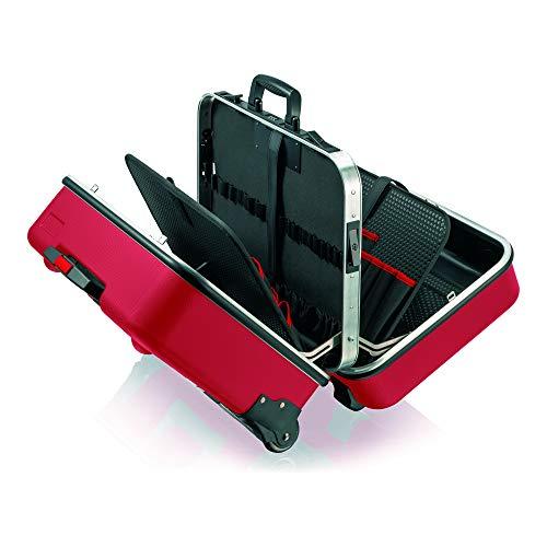 KNIPEX Maleta de herramientas 'BIG Twin Move RED' vacía 98 99 15 LE