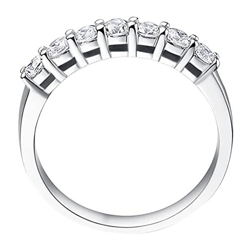 Clearance Rings,Women Fashion Zircon Diamond Personalized Princess Engagement Ring Wedding Diamond Jewelry Gift