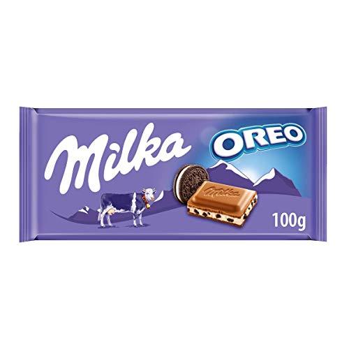 Milka Tavoletta Oreo, 100g