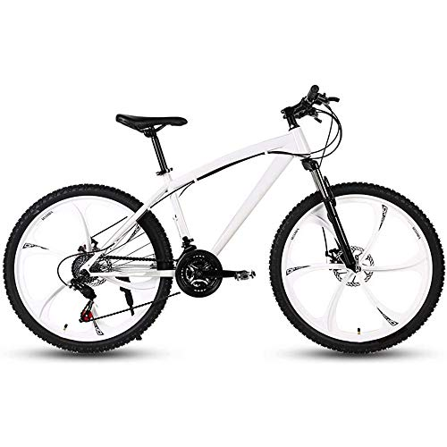 YDBET Bicicleta de montaña para Adultos, para Hombre de la Bici de...