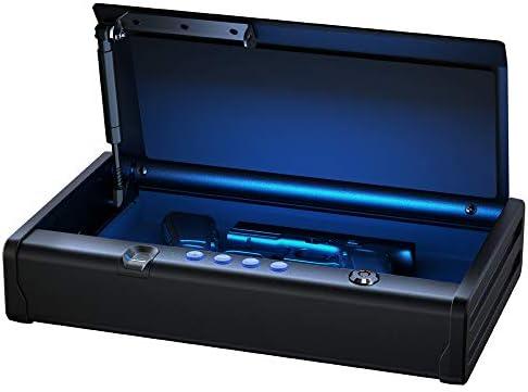 Top 10 Best sentrysafe quick access pistol safe