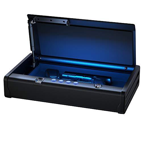 SentrySafe QAP2BEL Gun Safe with Biometric Lock