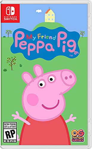 Pre-order My Friend Peppa Pig for Switch for $39.99.    Amazon:  GameStop:…