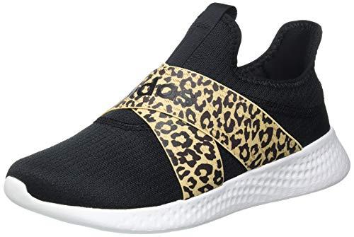 adidas Puremotion Adapt, Zapatillas de Running Mujer, NEGBÁS/BEIBRU/MAROSC, 38 EU