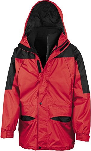 Résultat Re99 a Alaska 3 en 1 pour Homme XS Rouge/Noir