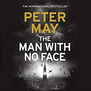 The Man with No Face                   By:                                                                                                                                 Peter May                               Narrated by:                                                                                                                                 Peter Forbes                      Length: 10 hrs and 48 mins     43 ratings     Overall 4.4