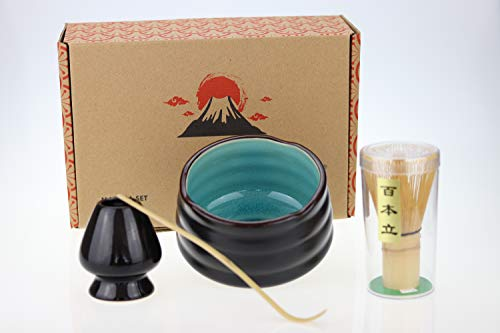 Urban Lifestyle Nara - Set di tazze da tè Blu