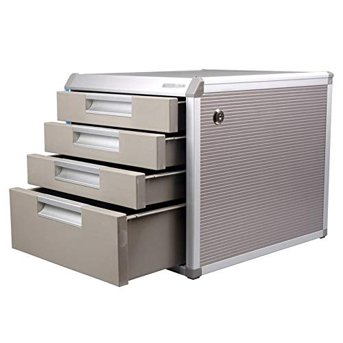 Jianghuayunchuanri Bandeja de Archivos de Oficina Archivo de Escritorio gabinete pequeño cajón Caja de Almacenamiento Escritorio Organizador Compartimentos Suministros de papelería de Oficina