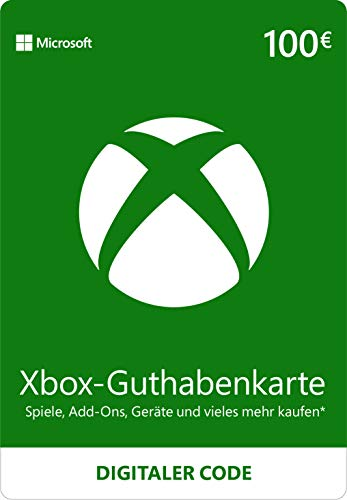 Xbox Live - 100 EUR Guthaben [Xbox Live Online Code]