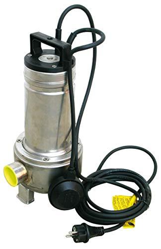 LOWARA Schmutzwasser Tauchmotorpumpen DOMO10VX 750W - 1x220V Single-phase version WITH FLOAT SWITCH