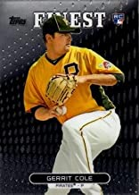 2013 Topps Finest Baseball #99 Gerrit Cole Rookie Card