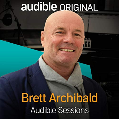 Brett Archibald audiobook cover art