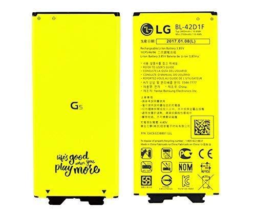 ULDAN BATERÍA Original LG G5 SE Edición Inteligente H840 H850 BL-42D1F SUSTITUCIÓN 2800mAh