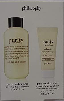 Philosophy a Pure Start Cleanse and Hydrate Duo, 3.5 oz