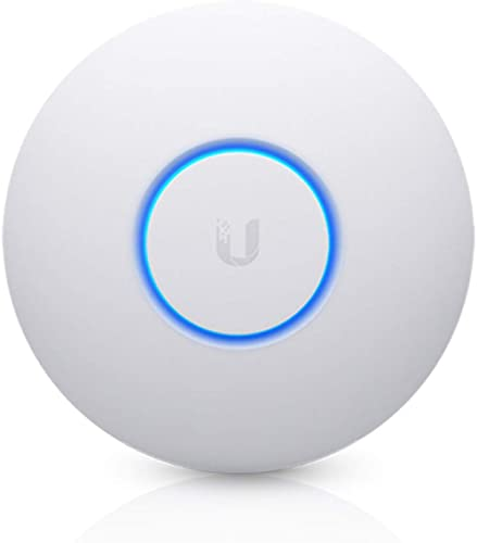 UAP-AC-PRO UBIQUITI Unifi Ac1750 Access Point with PoE Injector 2.4Ghz Speed: 450Mbps, 5Ghz Speed: 1,300Mbps, Gigabit...