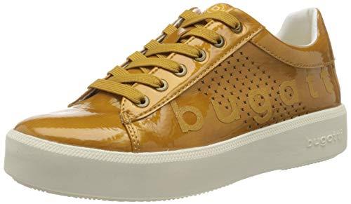 bugatti Damen 432407195700 Sneaker, Yellow, 38 EU