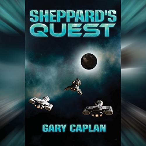Sheppard's Quest cover art