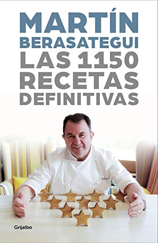 Las 1150 recetas definitivas eBook: Berasategui, Martín: Amazon.es ...